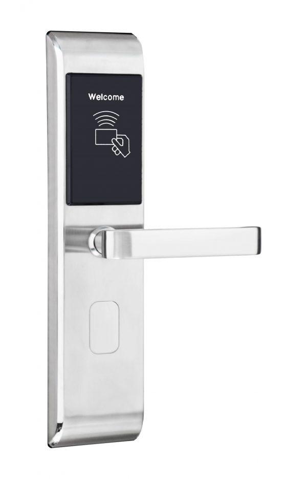 Sử dụng khóa thẻ từ cho tòa nhà, khách sạn đảm bảo an toàn hiệu quả1