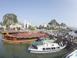 13. Kinh nghiệm đặt vé tàu cao tốc đi đảo Quan Lạn từ Hòn Gai - Hạ Long 20201