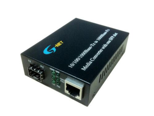 Bộ chuyển đổi quang điện 2 sợi HHD-220G-20 GNET có ưu điểm gì khi sử dụng?
